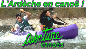 aventure canoes location