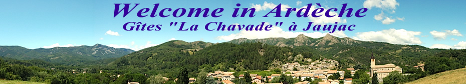 ardeche holidays homes